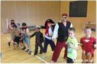MK Taekwondo Academy Pirate & Princess Party