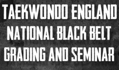 Black Belt Grading and Seminar